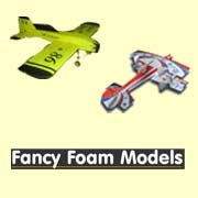 More about Fancy Foam Models